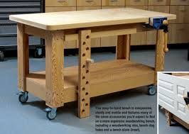 Proper Woodworking Bench Height by 6 Diy Workbench Projects You Can Build In A Weekend Man Made Diy