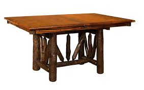 Wagon Wheel Coffee Table by Wagon Wheel Trestle Table Amish Furniture Store Mankato Mn