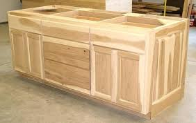 unfinished kitchen islands kitchen island base cabinets kitchen island cabinet base