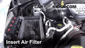 2004 dodge durango gas mileage 1997 2004 dodge dakota engine air filter check 2001 dodge dakota