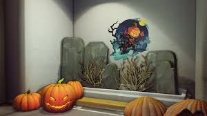 Free Halloween Wallpapers For Your Desktop Web Site Or Blog By Sl by Overwatch Halloween Terror Event 2017 Has Started Here U0027s All The