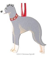 italian greyhound ornament italian greyhound ornament