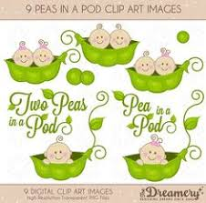 2 peas in a pod 2 peas in a pod baby shower cimvitation