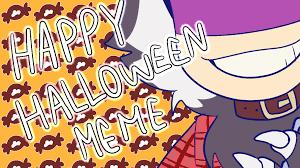 Happy Halloween Meme - happy halloween meme by moenii san on deviantart