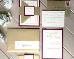 burgundy wedding invitations burgundy wedding invitations gold and burgundy wedding