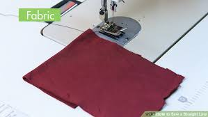 How To Blind Stitch By Hand How To Sew A Straight Line 9 Steps With Pictures Wikihow