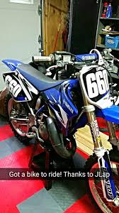 motocross bike shops almost a year with no bike and now 2004 yz125 tech help race