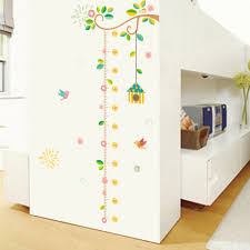 compare prices on free family tree online shopping buy low price family tree height measure wall sticker for kids room birds growth chart home decor wall decals
