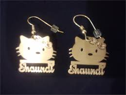 hello earrings hello