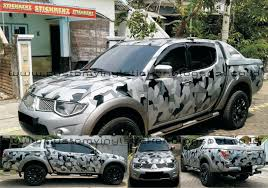 mitsubishi grey stickrenz mitsubishi strada triton silver custom black to grey