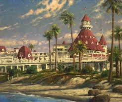 hotel coronado limited edition the kinkade company