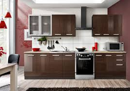 Nice Kitchen Cabinets by Kitchen Deluxe Black L Shaped Cabinets Nice Glossy Finishing Nice