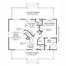 One Story Lake House Plans Lakeview 2804 3 Bedrooms And 2 Baths The House Designers