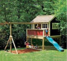 Backyard Playhouse Ideas Backyard Playhouse Plans Children S Outdoor Plans And Projects
