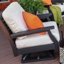 berlin gardens resin terrace swivel rocker patio set