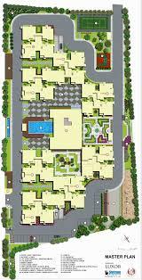 Toddler Floor Plan by Shriram Luxor