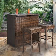 Bar Set Patio Furniture - elegant df patio furniture patio ideas