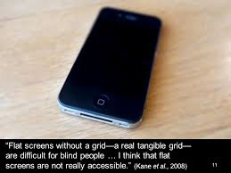 Blind People Phone Prototyping And Designing New Assistive Technologies For People