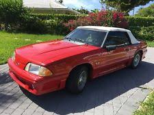 mustang 1990 for sale 1990 ford mustang ebay