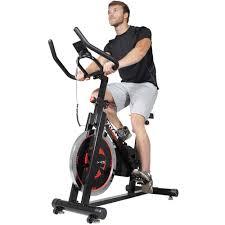 Indoor Bike Titan Pro Indoor Exercise Bike W 40 Lb Flywheel Lcd Cycle Cardio