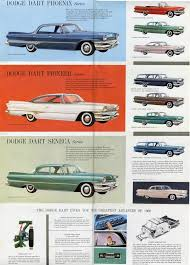 1960 dodge dart 1960 dart specs colors facts history and performance