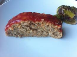 turkey meatloaf food music and me