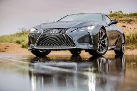 lexus lc500 price and performance 2018 lexus lc review roadshow