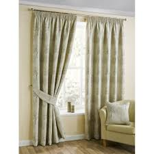 belfield furnishings arden natural pencil readymade curtains