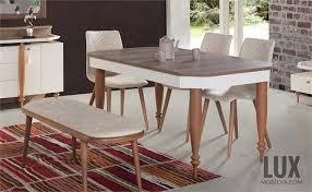 yemek masasi mutfak masası takımları luxmobilya com