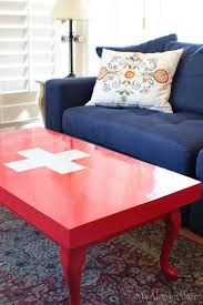 refinished high gloss coffee table my altered state