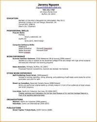 How To List Job Experience On Resume by How To List On Resume Free Resume Example And Writing