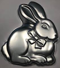 bunny cake mold wilton cottontail bunny cake pan 2105 175 2000 discontinued ebay