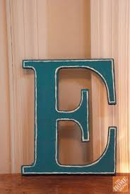awesome diy architectural letters for your walls