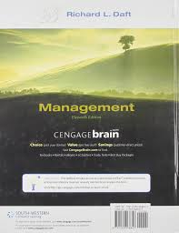 management amazon co uk richard l daft 9781285068657 books