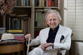 most organized home in america tom wolfe author and satirist of america dies at 88 time