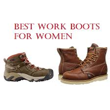 womens boots work work boots for best image dinaris org