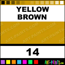yellow brown yellow brown indian yellow brown lake extra classic oil paints 130