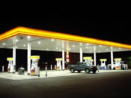 led gas station light safety with gas station led lighting