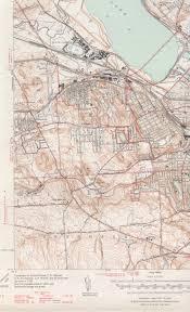 Syracuse Map Syracuse West Ny Quadrangle