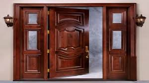 House Single Door Design Indian Style