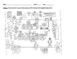printables lab safety cartoon worksheet eleaseit thousands of