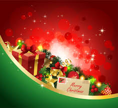different christmas gifts box design elements vector 04 vector
