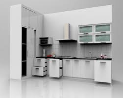 white kitchen set furniture desain kitchen set minimalis fokusfurniture com kitchen set