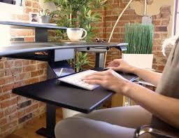 Diy Height Adjustable Desk by Evodesk Electronic Height Adjustable Desk Gadget Flow