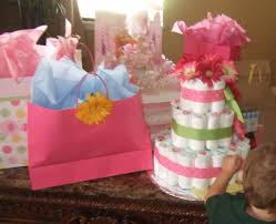 interiors cute low cost diy decorating ideas for baby shower party