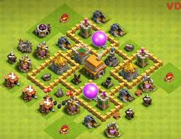 coc village layout level 5 11 best town hall 5 farming base layouts anti giants anti