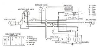 honda ct70 wiring diagram with blueprint images 1981 wenkm com
