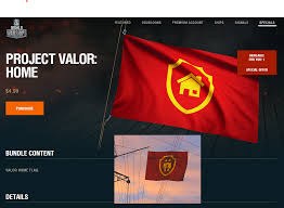 Hatis Flag Project Valor What Is With The Flag World Of Warships Feedback
