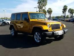 gold jeep wrangler gold jeep wrangler for sale in las vegas nv carmax
