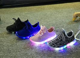 shoes that light up on the bottom nike 2018 new light up 4 colors led sports kids shoes spring children
